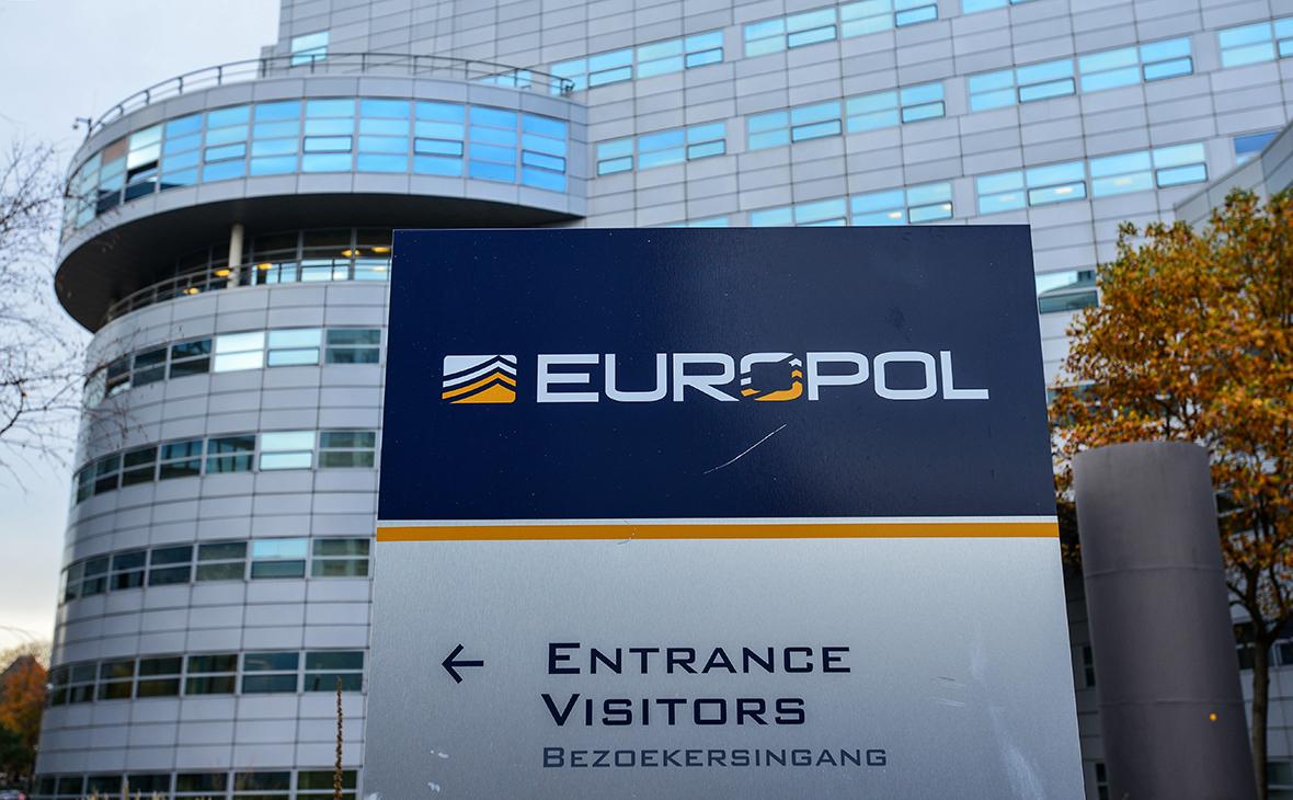 Здание Полицейской службы Европейского союза (Европол) в Гааге