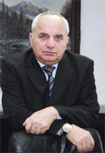 Фото: Президент САР Николай Кошман