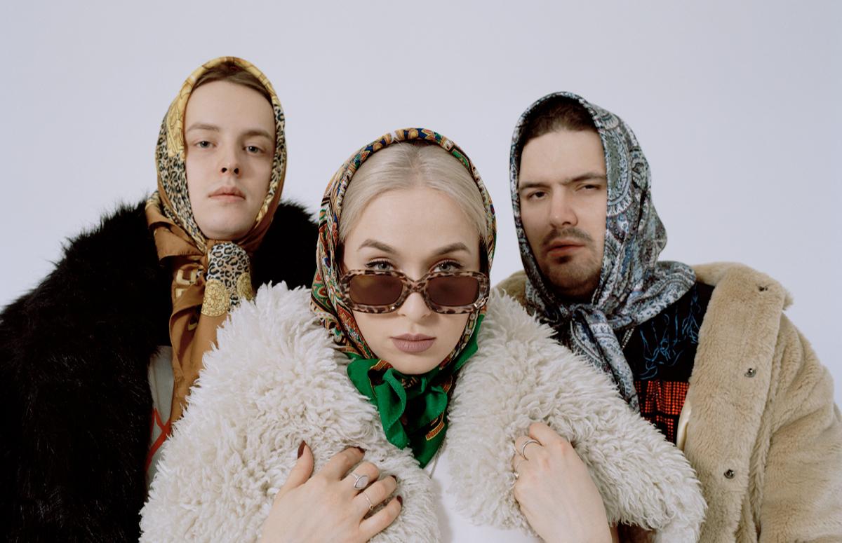 Cream Soda:Илья Гадаев, Анна Романовская, Дима Нова