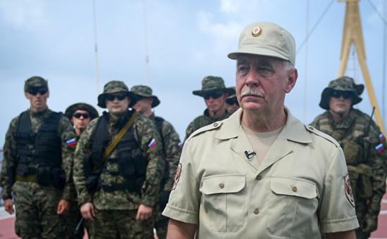 Директор Федеральной службы по контролю за оборотом наркотиков (ФСКН) России Виктор Иванов