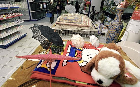 Магазин китайских товаров в Москве