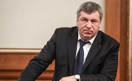 Бывший министр регионального развития Игорь Слюняев