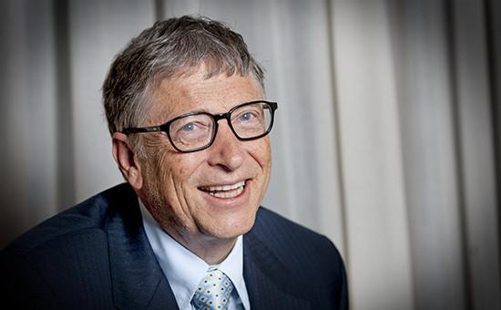 Сооснователь Microsoft Билл Гейтс