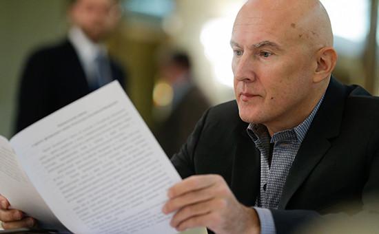Президент авторского совета РАО Игорь Матвиенко