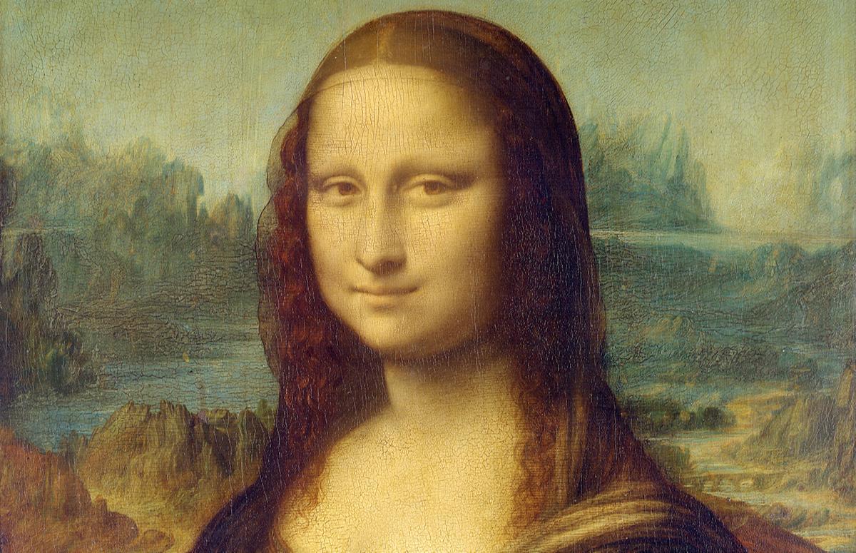 Леонардо да Винчи, «Джоконда», 1503-1505