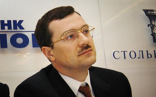Банкир Анатолий Мотылев