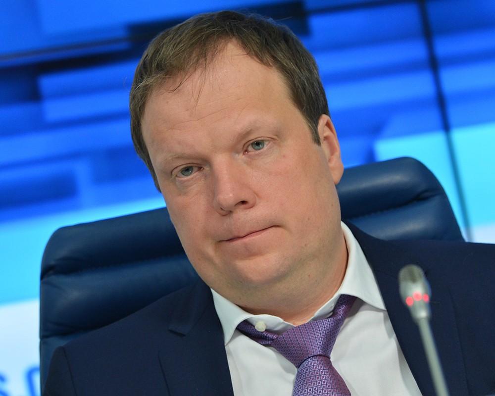 Замсекретаря Общественной палаты Владислав Гриб