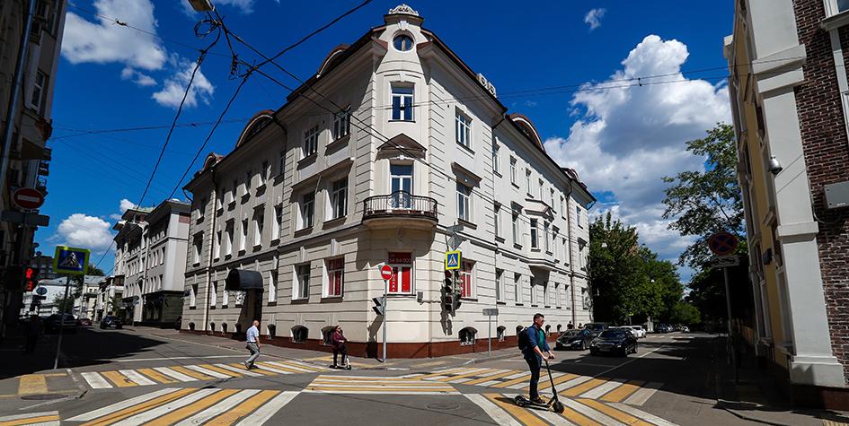 Виды ЦАО Москвы