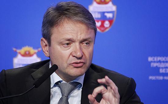Министр сельского хозяйства России Александр Ткачев