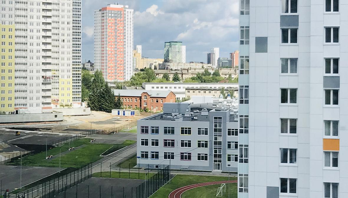 Компания «Сатурн-Р» намерена подарить школу в ЖК «Арсенал» Путину