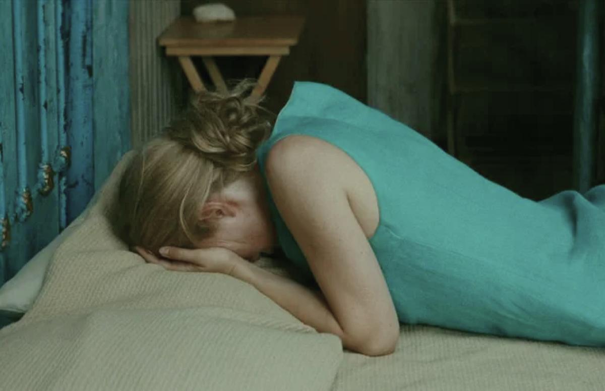 Кадр из фильма «Изгнание»