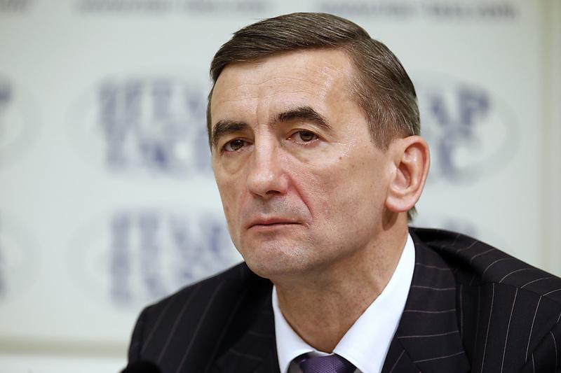 Председатель комитета по развитию транспортной инфраструктуры Санкт-Петербурга Сергей Харлашкин