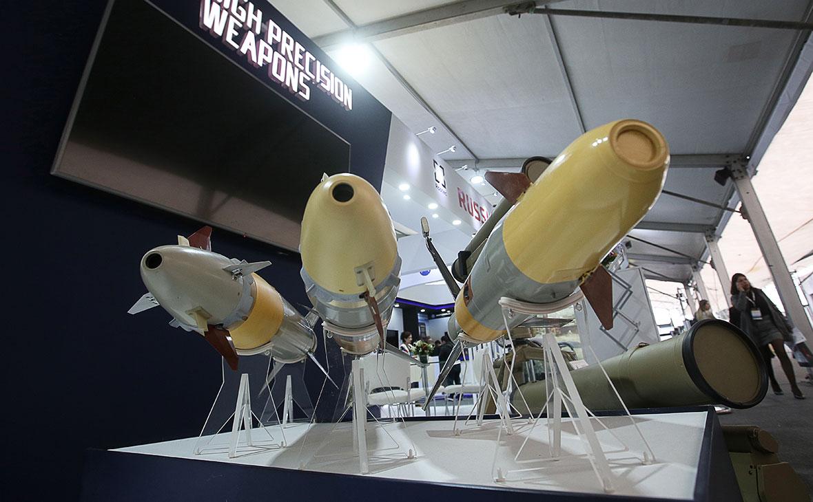Стенд компании АО «Конструкторское бюро приборостроения» намеждународной выставке оборонных технологий