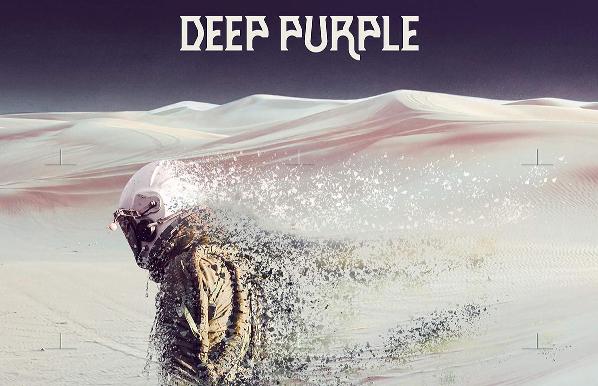 Обложка нового альбома группыDeep Purple«Whoosh!»