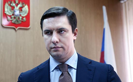 Бывший следователь поделу Сергея Магнитского Павел Карпов