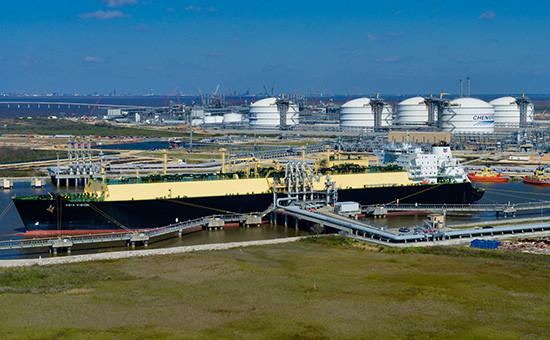Первую партию американского газа в Бразилию отправила Cheniere Energy в феврале этого года