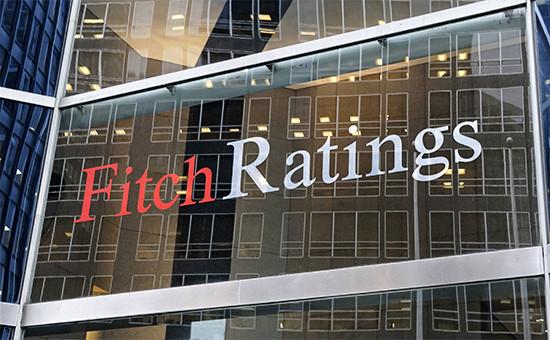 Логотип рейтингового агентства Fitch