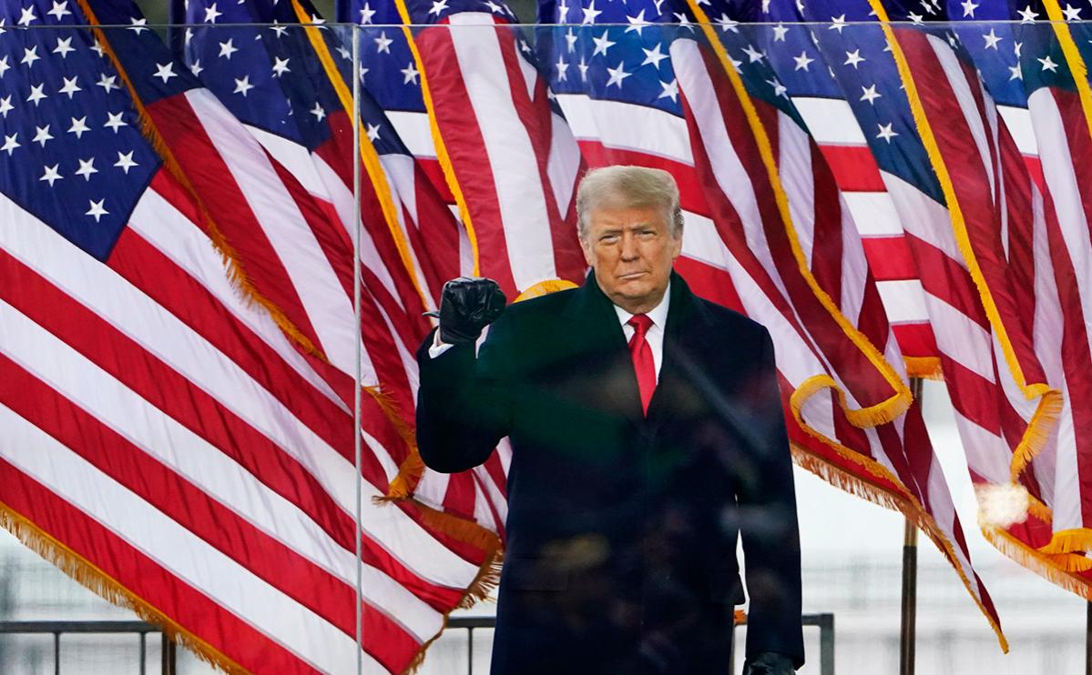Трамп пообещал не признать поражение на выборах на фоне протестов в США :: Политика :: РБК