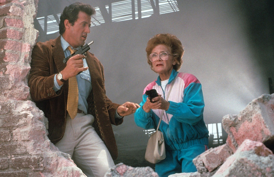 Кадр из фильма «Стой! Или моя мама будет стрелять»