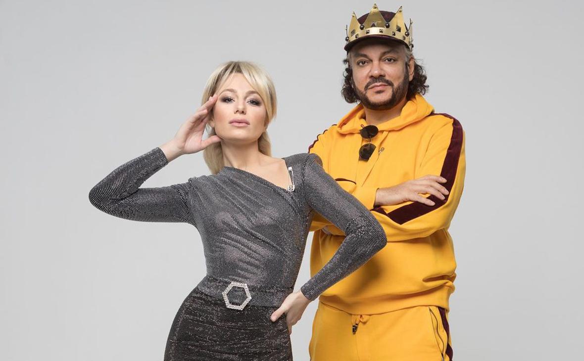 Наталья Гордиенко и Филипп Киркоров