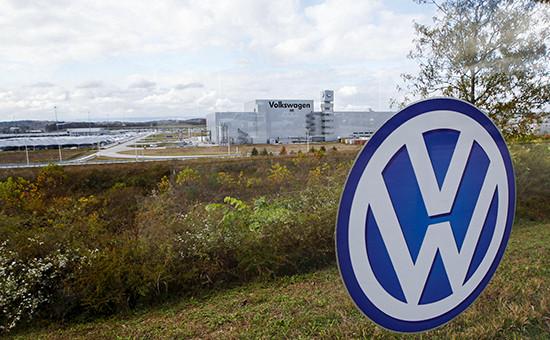 Завод Volkswagen в Чаттануга (США)