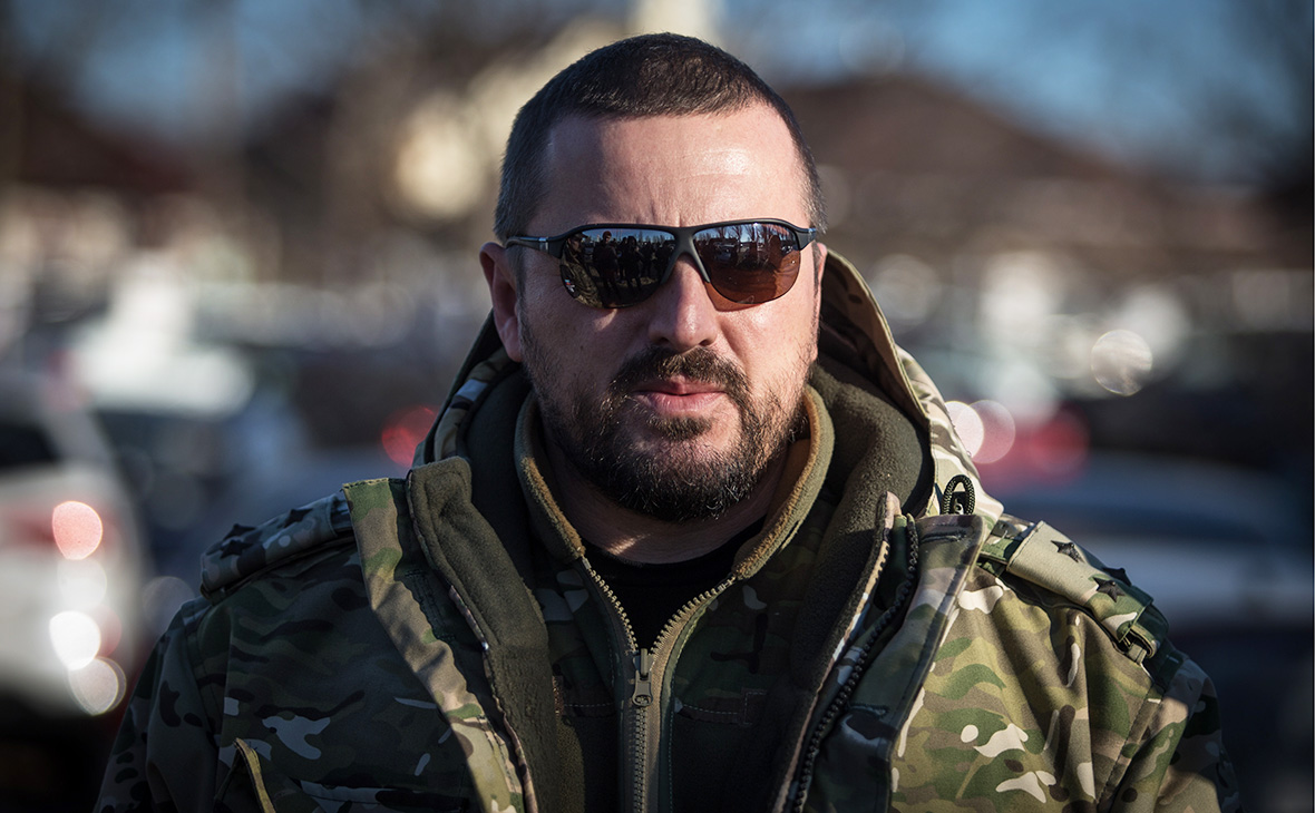 Игорь Корнет