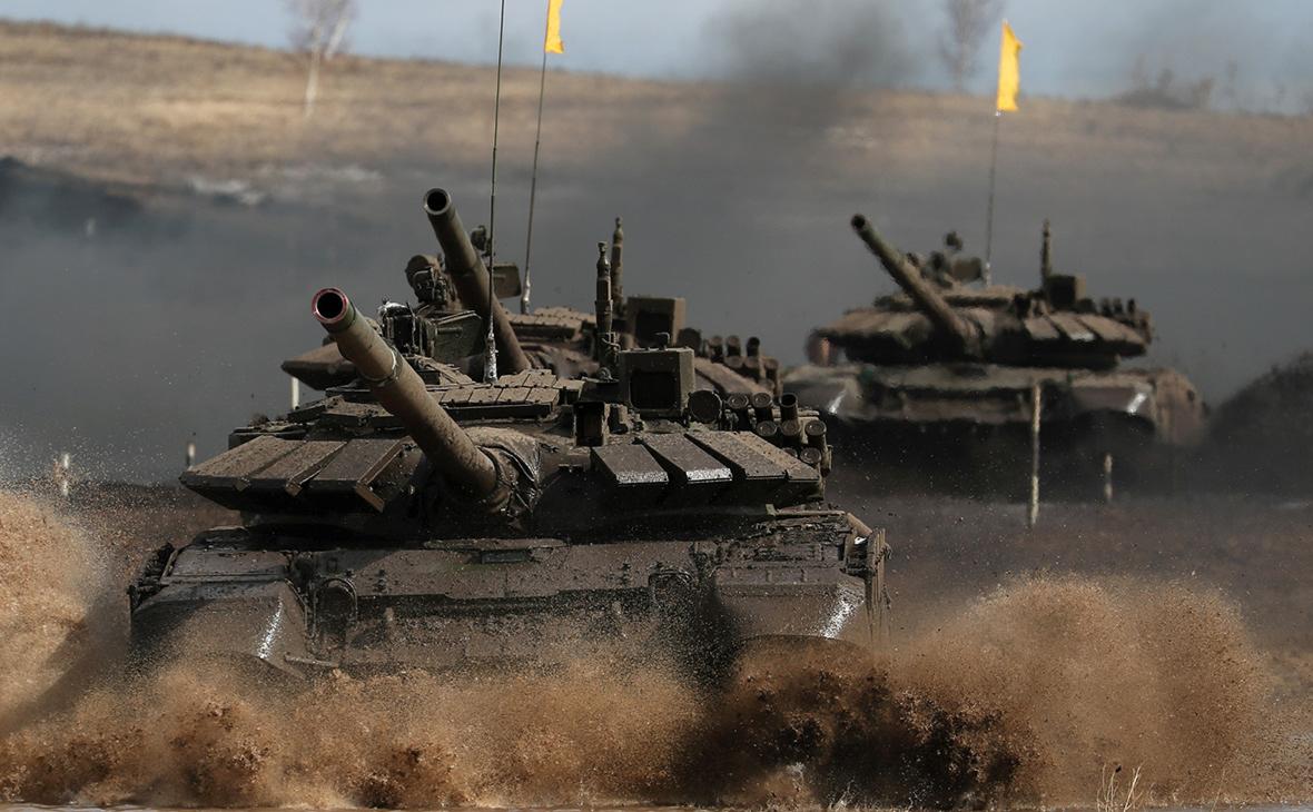 Россия попала в пятерку лидеров по тратам на оборону