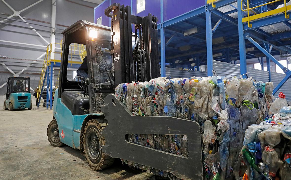 Комплекс обработки отходов компании «РТ-Инвест»