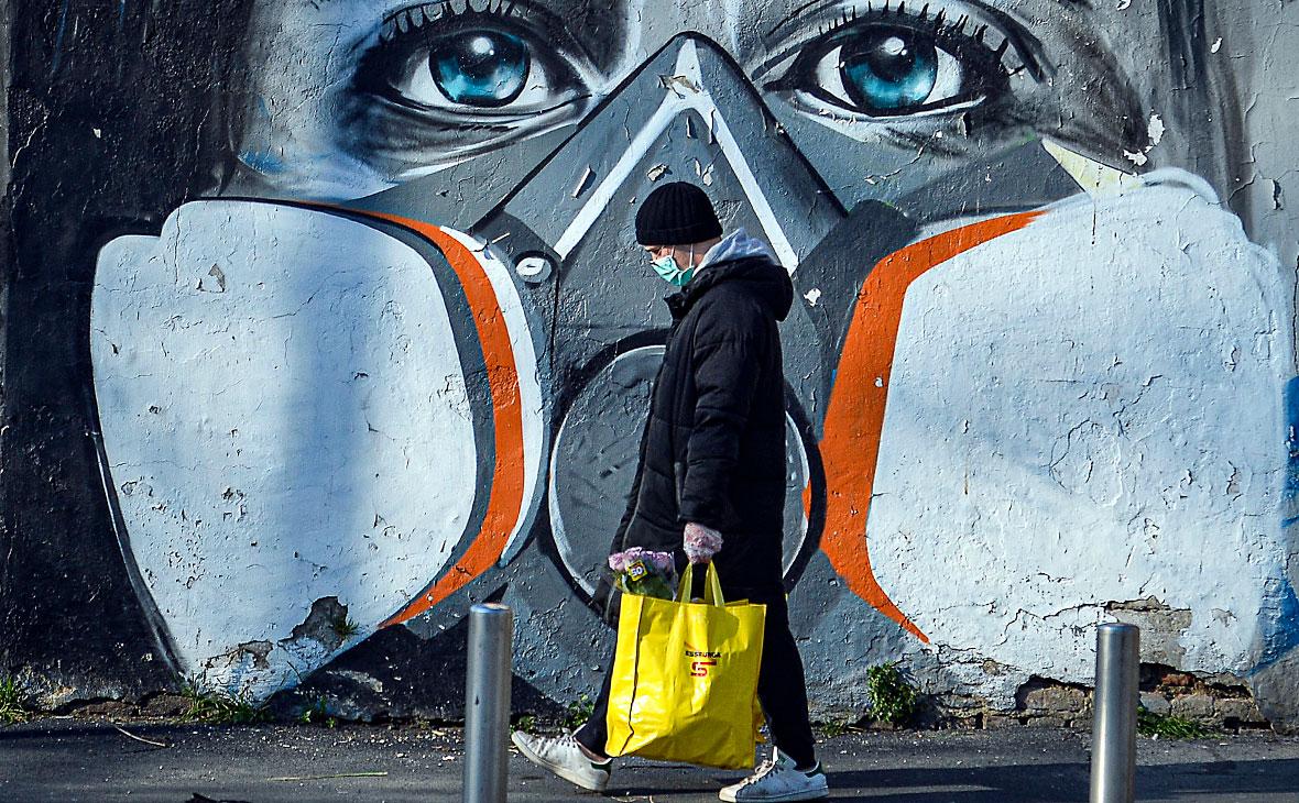 Фото: Andrea Fasani / EPA / ТАСС