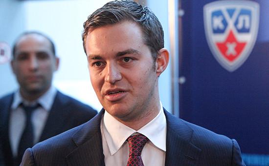 Президент инвестподразделения «Альфа-Групп» Александр Винокуров
