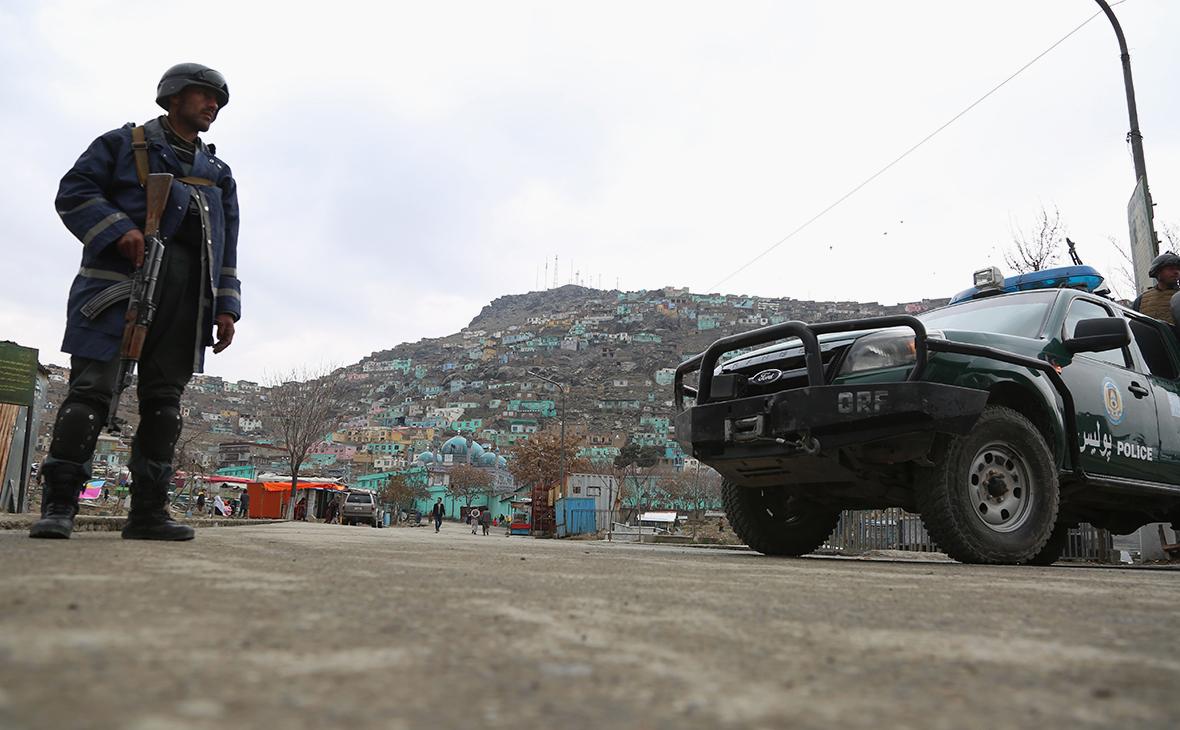 Фото: Rahmatullah Alizadah / Xinhua / Global Look Press