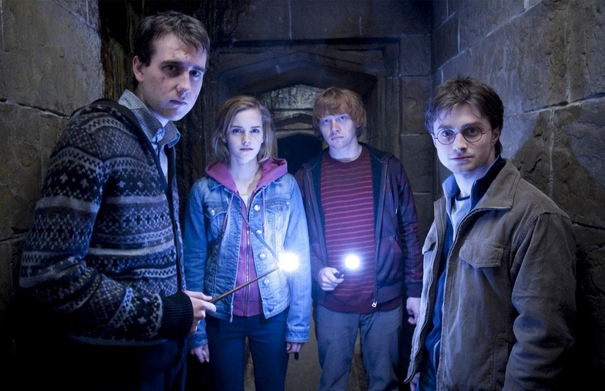 Кадр из фильма «Гарри Поттер и Дары Смерти: Часть II»