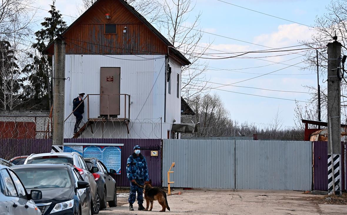 Исправительная колония No 2 где отбывает наказание Алексей Навальный