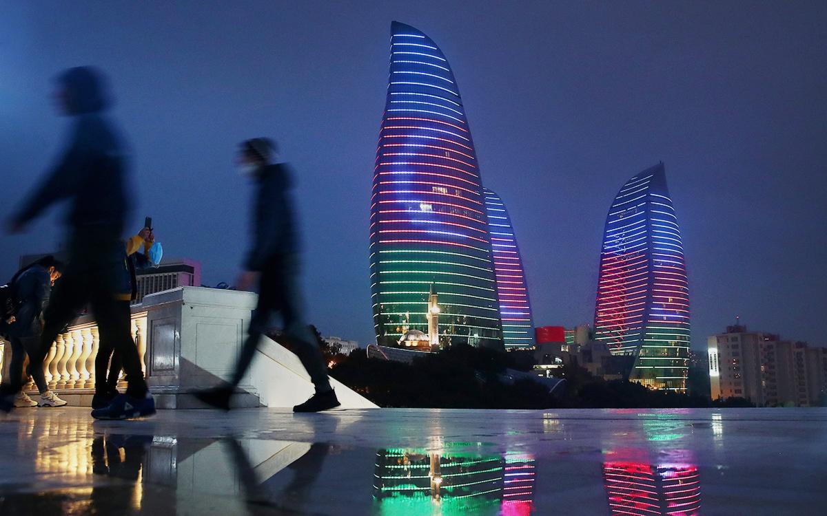 Баку,Азербайджан