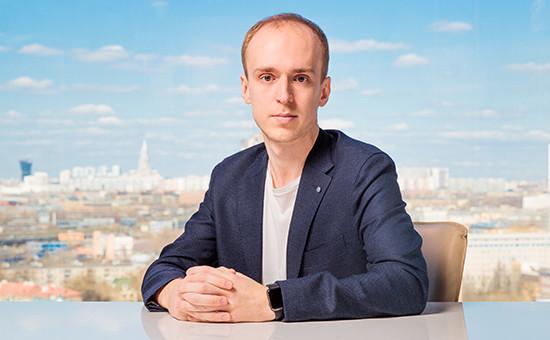 Предприниматель Игорь Калганов