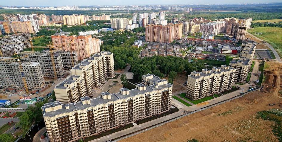 Новостройки вКоммунарке (поселение Сосенское)
