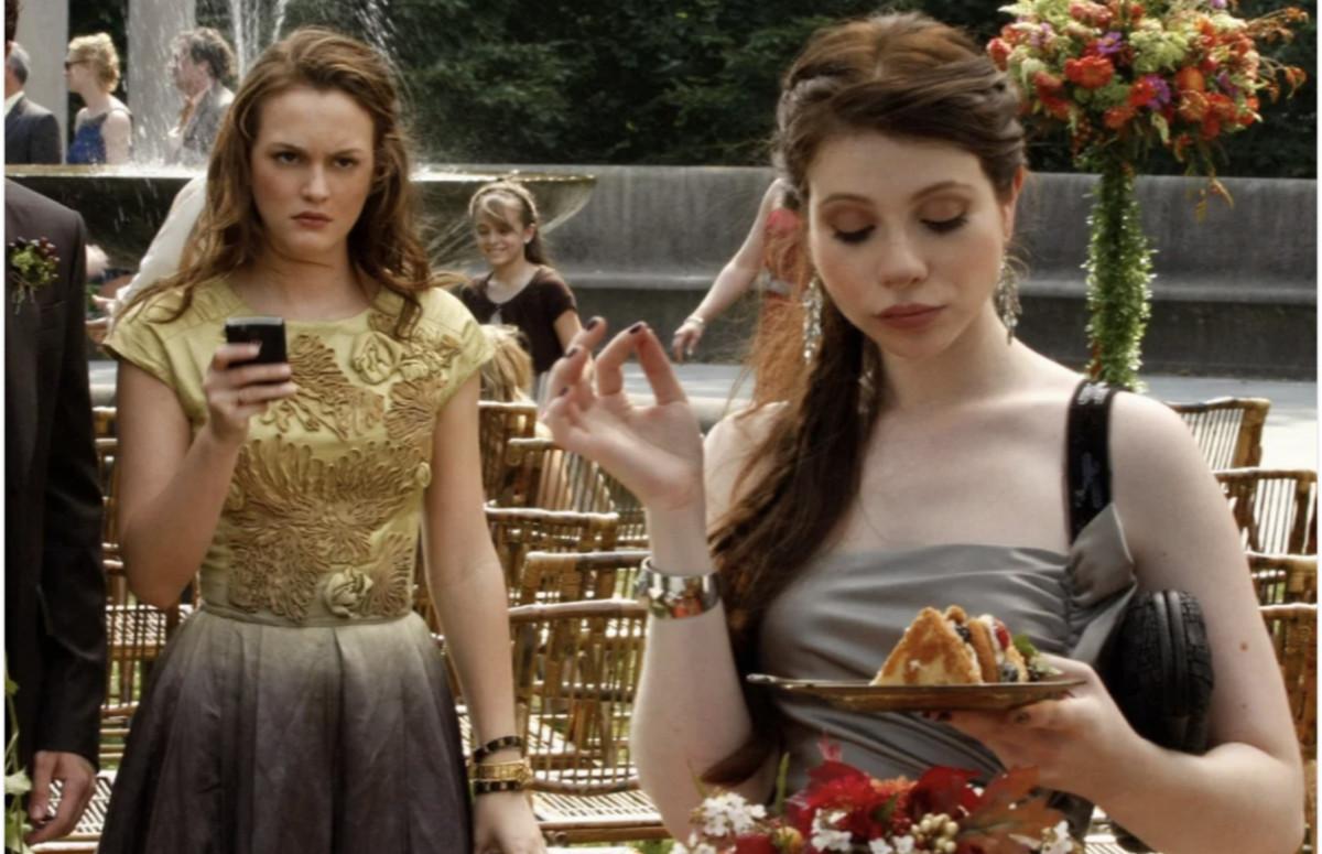 Кадр из сериала «Сплетница»
