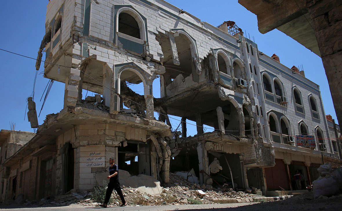 Фото: Alaa Faqir / Reuters