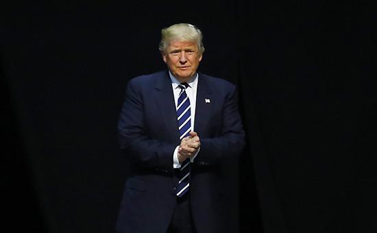 Президент СШАДональдТрамп