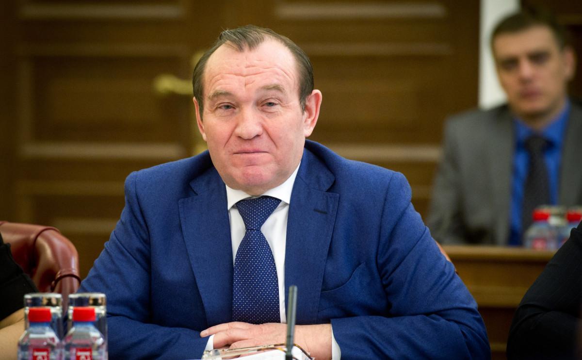 Заместитель мэра Москвы по вопросам ЖКХ и благоустройства Петр Бирюков