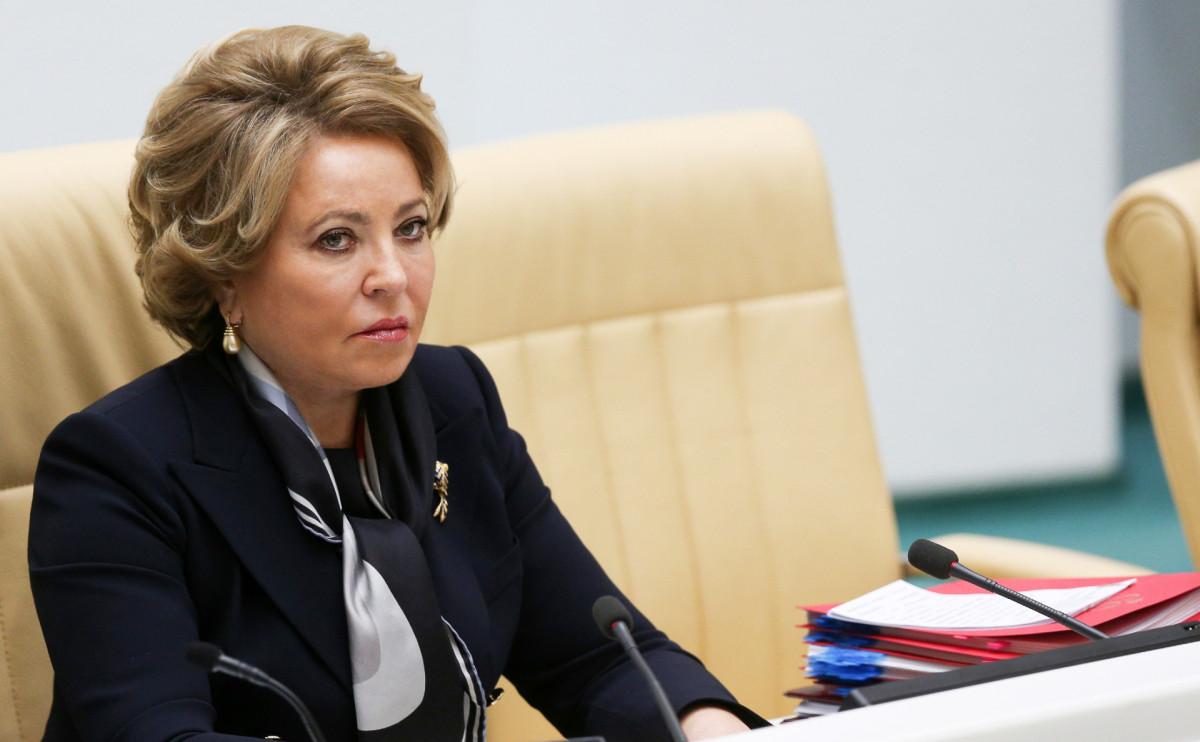 Фото: Пресс-служба Совета Федерации / РИА Новости