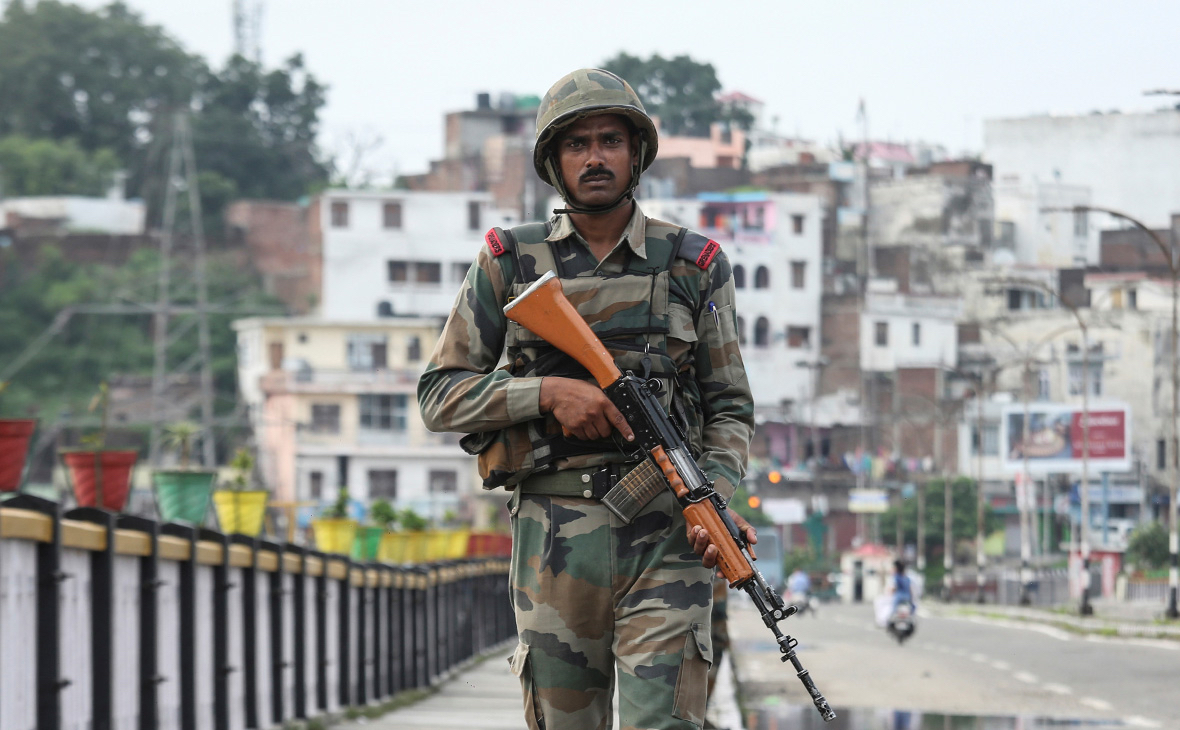 Фото: Mukesh Gupta / Reuters