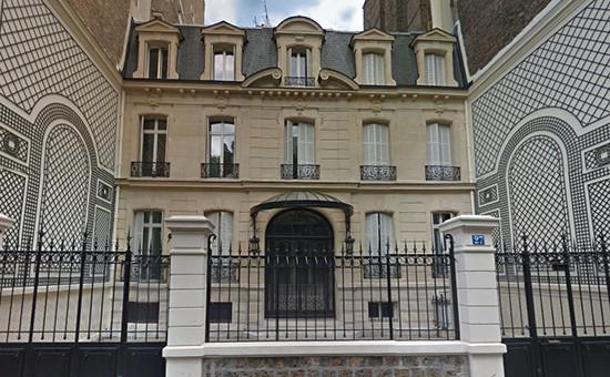 Представительство ТАССв Париже