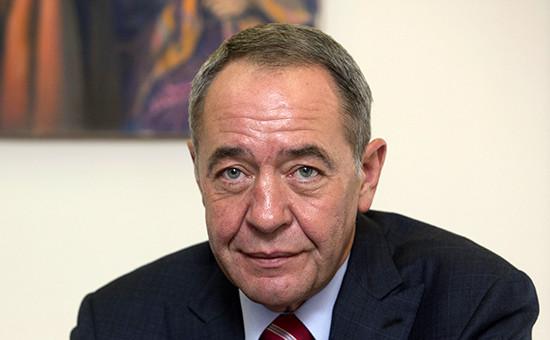 Экс-министр печати Михаил Лесин