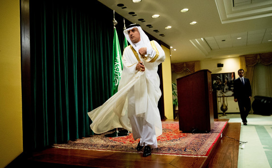 Министр иностранных дел Саудовской АравииАдель ибн Ахмед аль-Джубейр