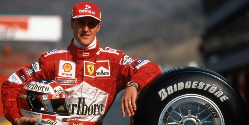 Семикратный чемпион мира «Формулы-1» Михаэль Шумахер
