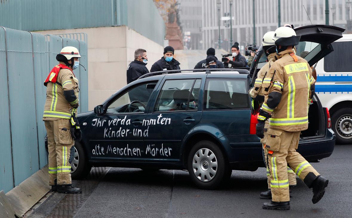 Фото: Fabrizio Bensch / Reuters