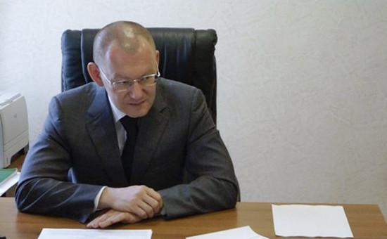 Заместитель полпреда президента в Центральном федеральном округе Андрей Ярин