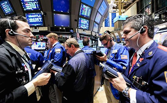 РаботаНью-Йоркской фондовой биржи, 2010 год