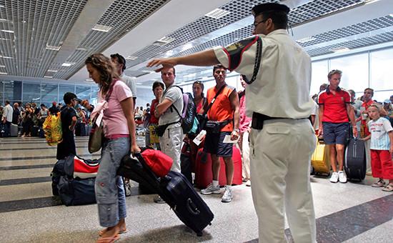 Аэропорт Шарм-эль-Шейха (архивное фото)